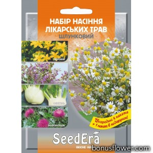 Набор семян лекарственных трав «Желудочный»
