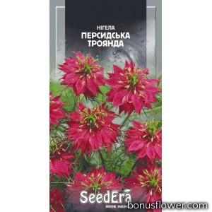 Нигелла Персидская роза