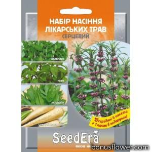 Набор семян лекарственных трав «Сердечный»