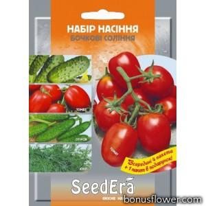 Набор семян «Бочковые соления»