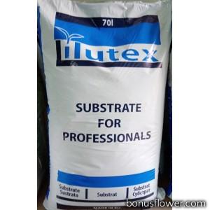 Субстрат Lilutex blue LL 10, 70 л