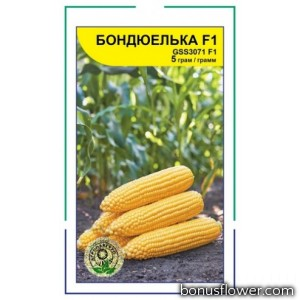 Кукуруза сахарная Бондюелька F1