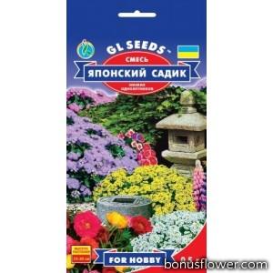 Цветочная смесь Японский Садик
